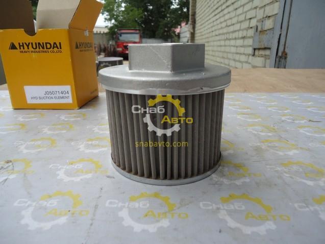 Фильтр гидравлический всасывающий J05071400