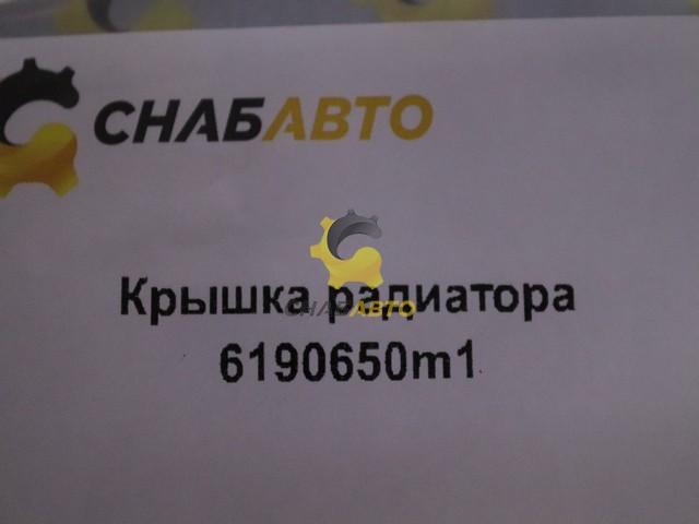 Крышка радиатора 6190650m1