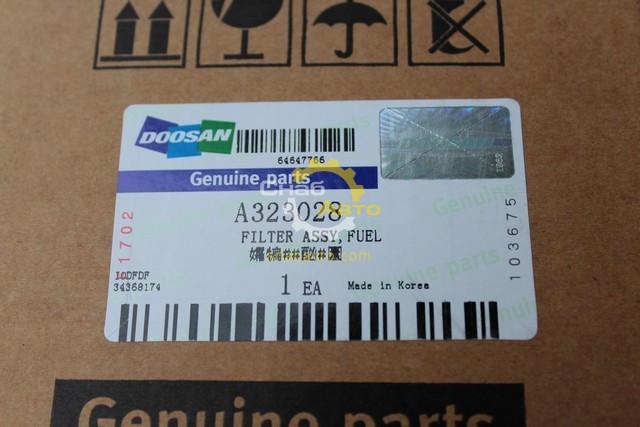 Фильтр топливный A323028
