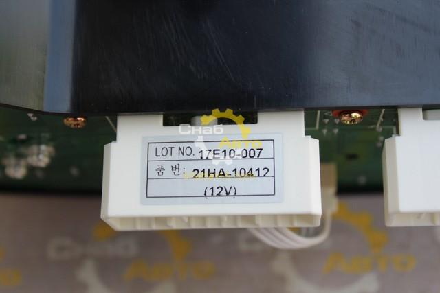 Панель приборов 21HA-10412