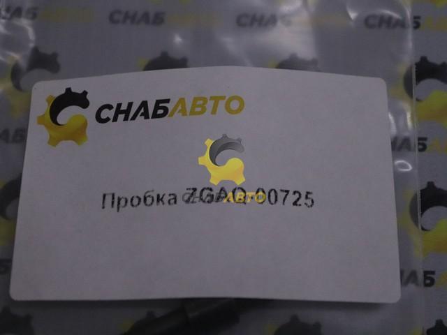 Пробка ZGAQ-00725