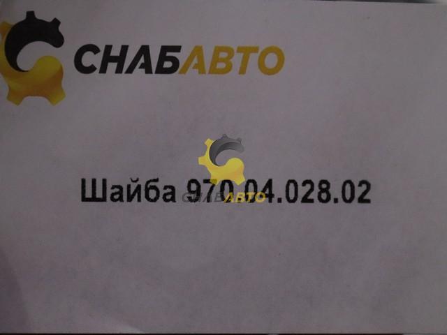 Шайба 970.04.028.02