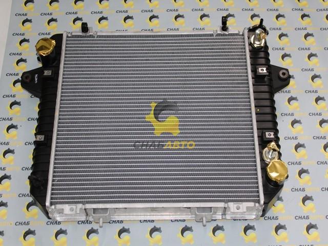 Радиатор A408440