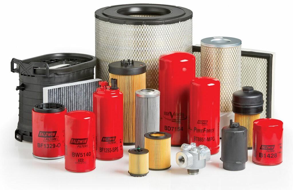 Особенности подбора фильтров для спецтехники и погрузчиков