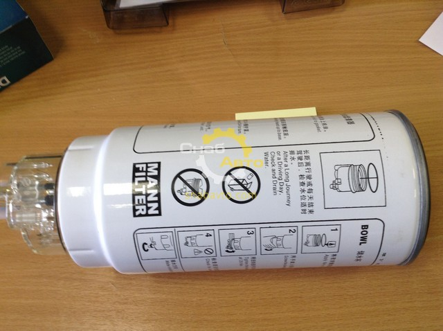 Фильтр топливный грубой очистки