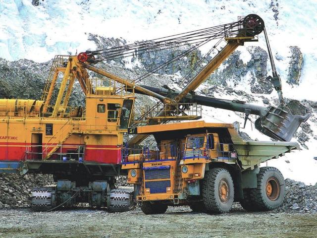 Карьерная и горная техника: особенности и классификация
